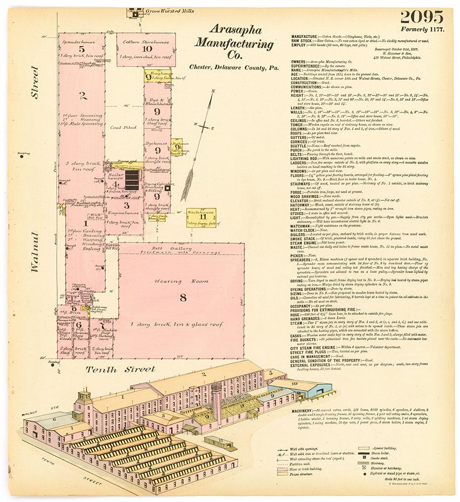 Hexamer General Surveys, Volume 22, Plate 2095