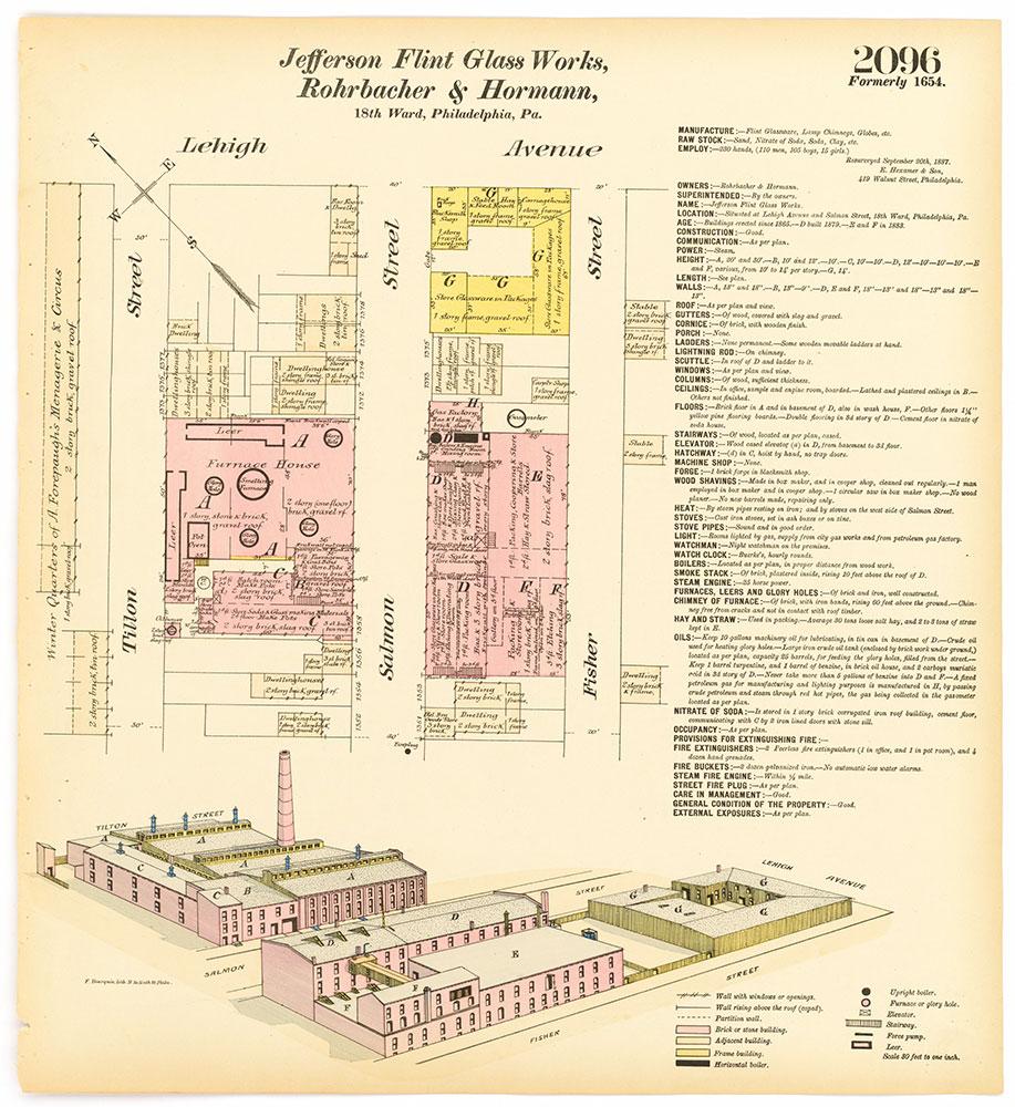 Hexamer General Surveys, Volume 22, Plate 2096