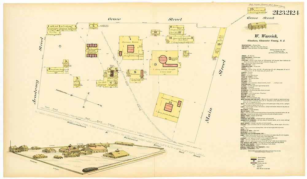 Hexamer General Surveys, Volume 22, Plates 2123-2124