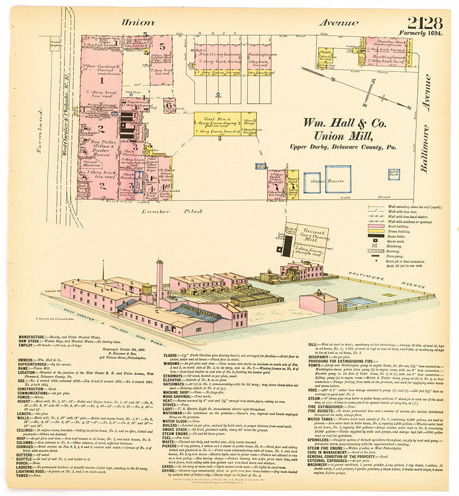 Hexamer General Surveys, Volume 22, Plate 2128