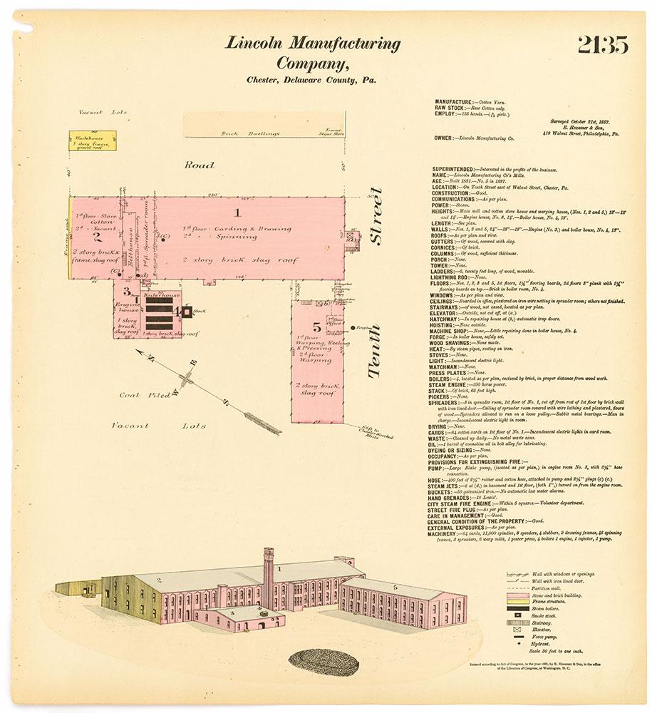 Hexamer General Surveys, Volume 22, Plate 2135