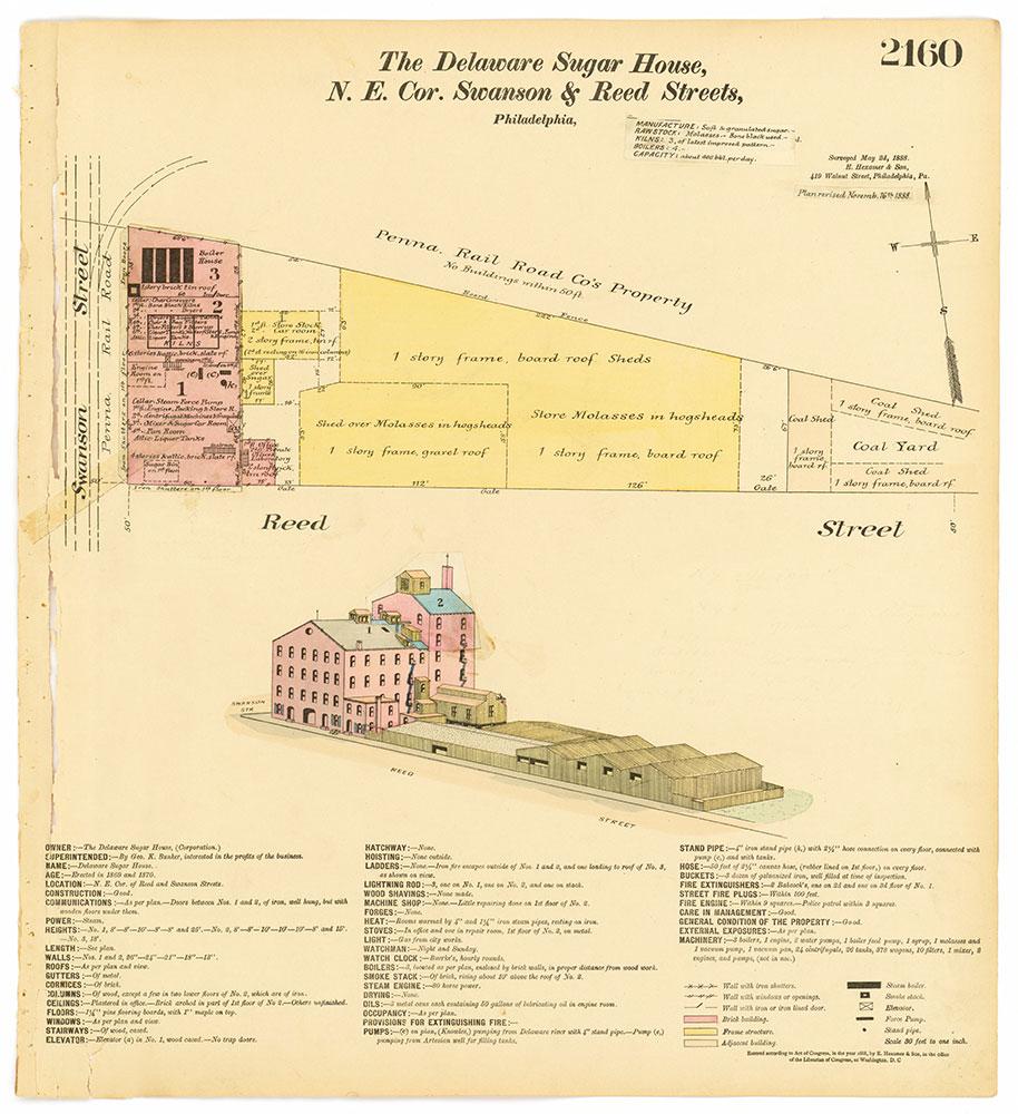 Hexamer General Surveys, Volume 23, Plate 2160
