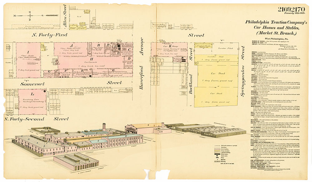 Hexamer General Surveys, Volume 23, Plates 2169-2170