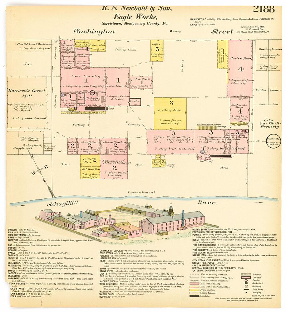 Hexamer General Surveys, Volume 23, Plate 2188
