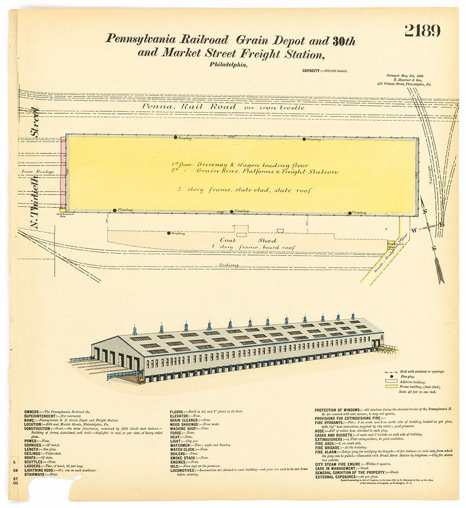 Hexamer General Surveys, Volume 23, Plate 2189