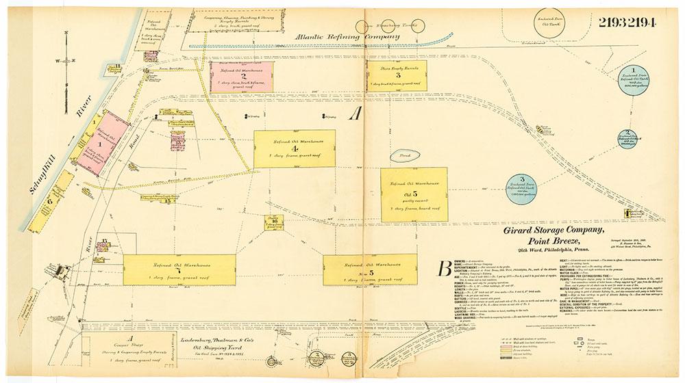 Hexamer General Surveys, Volume 23, Plates 2193-2194