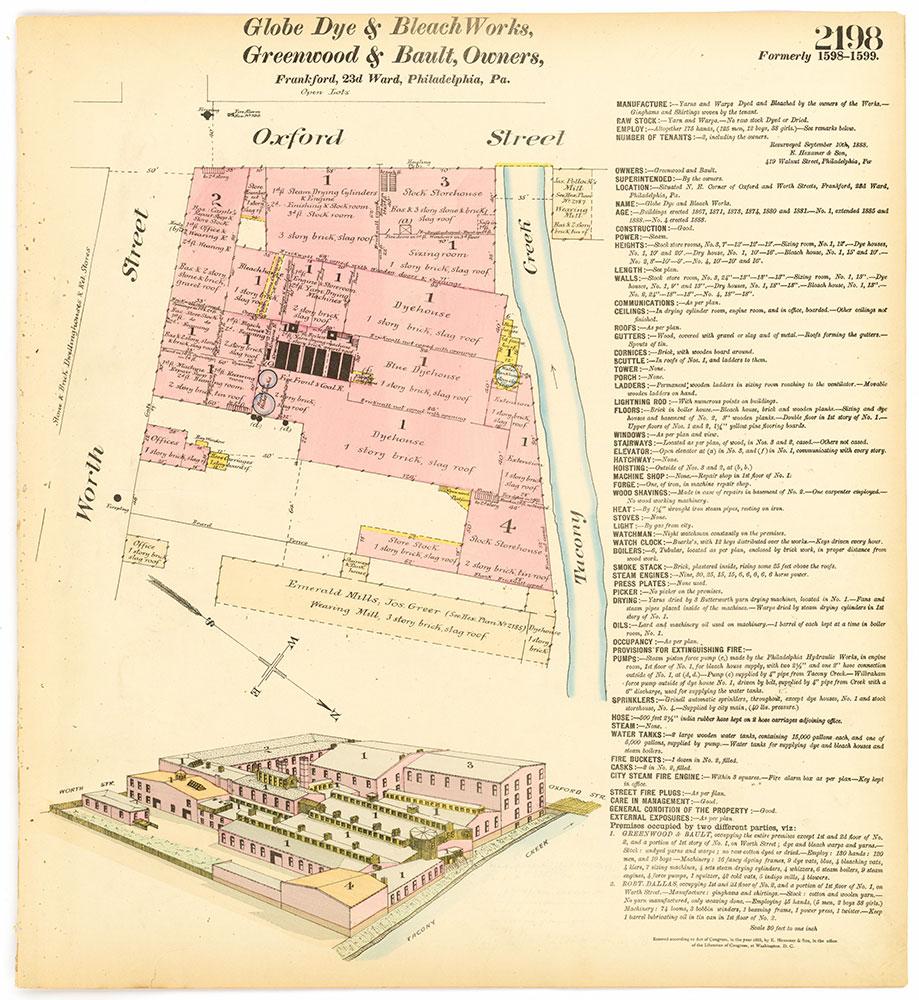 Hexamer General Surveys, Volume 23, Plate 2198