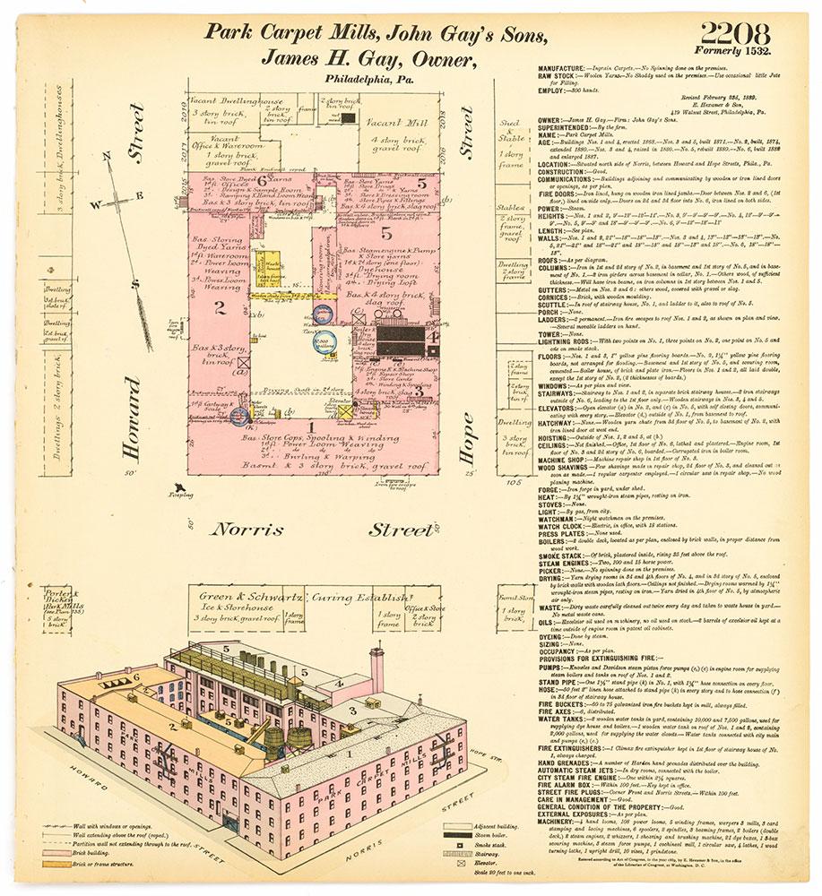 Hexamer General Surveys, Volume 23, Plate 2208