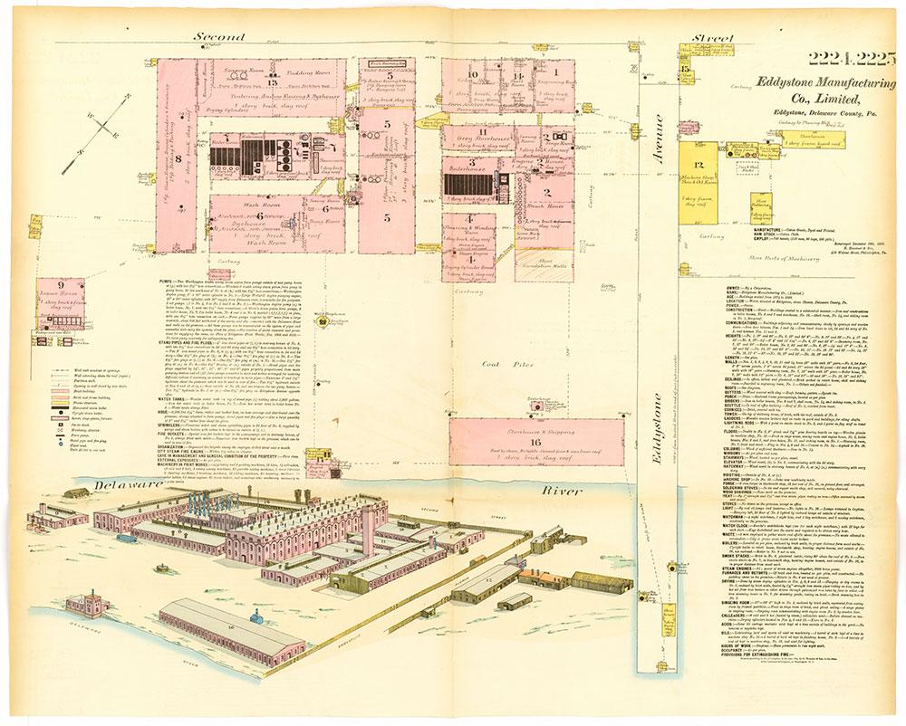 Hexamer General Surveys, Volume 23, Plates 2224-2225