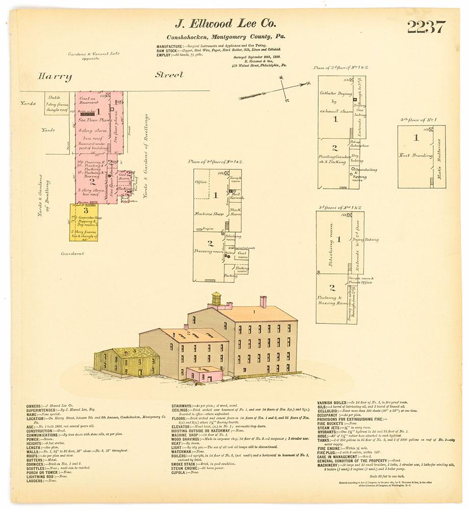 Hexamer General Surveys, Volume 23, Plate 2237