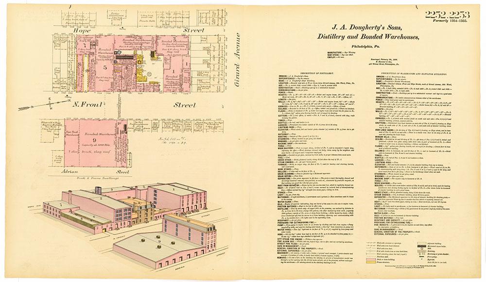Hexamer General Surveys, Volume 23, Plates 2252-2253