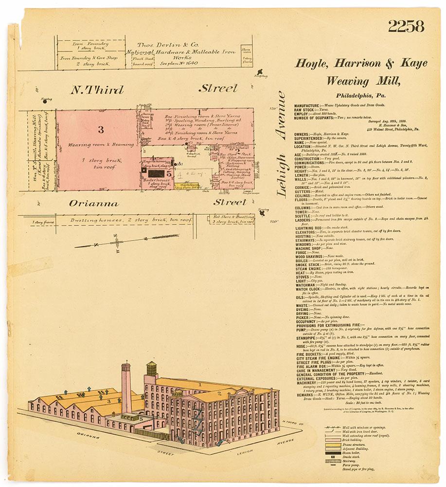 Hexamer General Surveys, Volume 24, Plate 2258