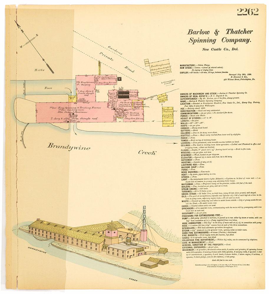 Hexamer General Surveys, Volume 24, Plate 2262