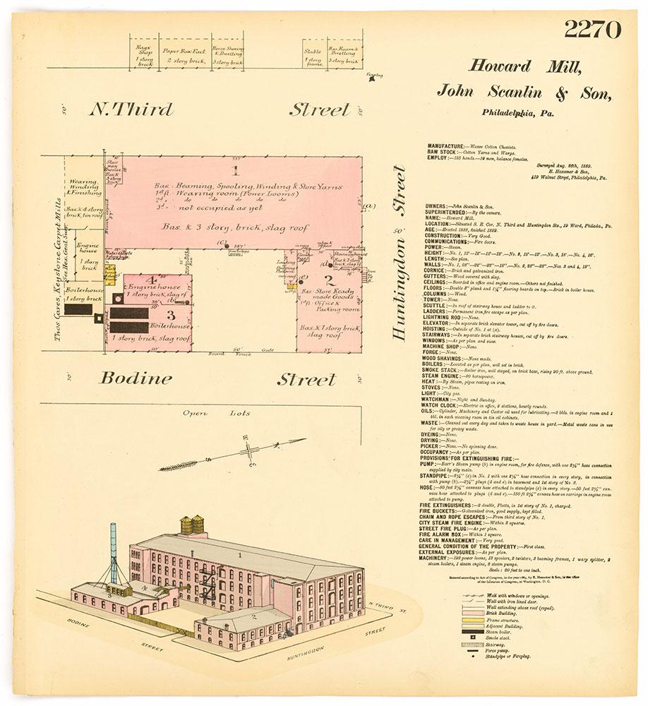Hexamer General Surveys, Volume 24, Plate 2270
