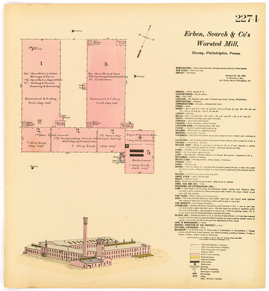 Hexamer General Surveys, Volume 24, Plate 2274