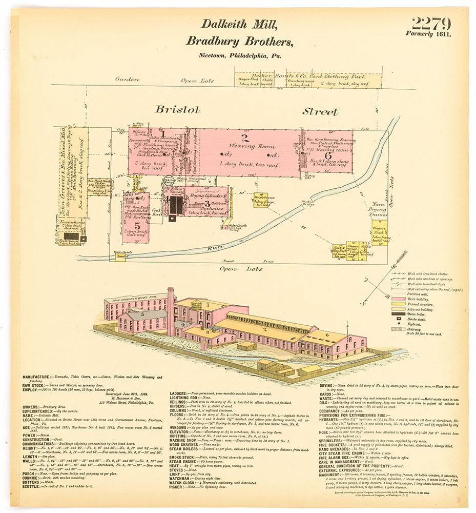 Hexamer General Surveys, Volume 24, Plate 2279