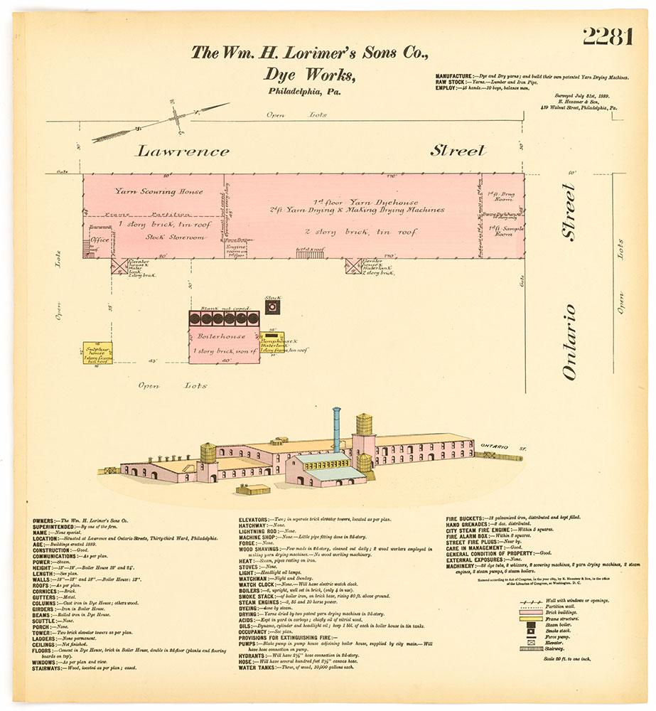 Hexamer General Surveys, Volume 24, Plate 2281
