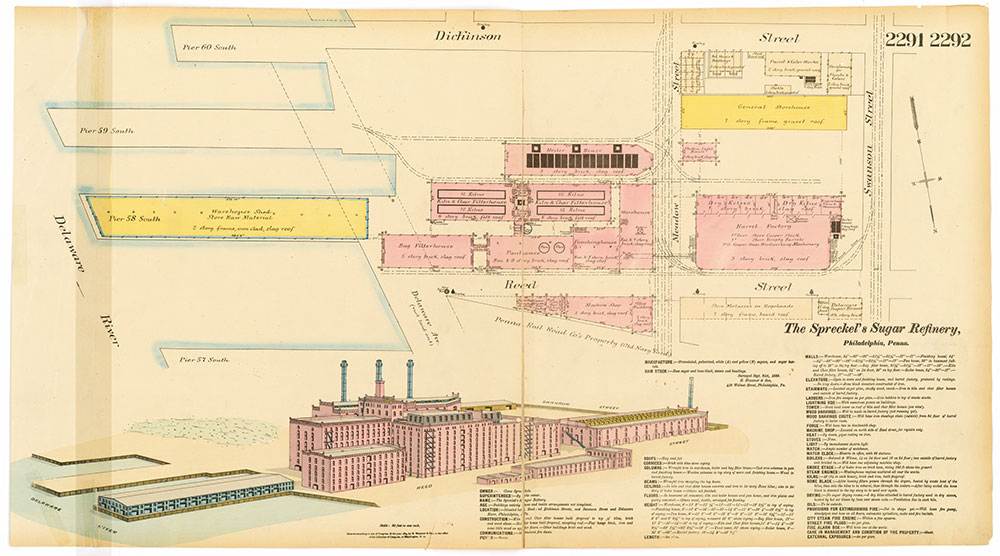 Hexamer General Surveys, Volume 24, Plates 2291-2292