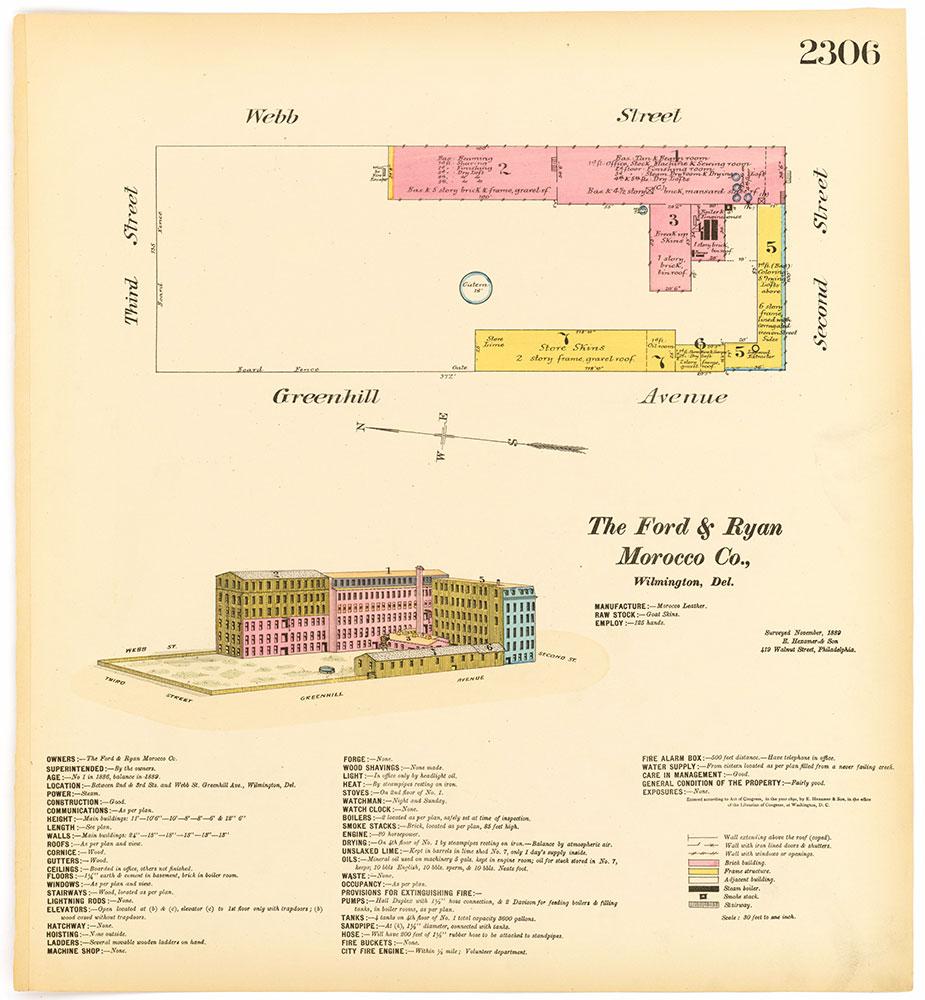 Hexamer General Surveys, Volume 24, Plate 2306