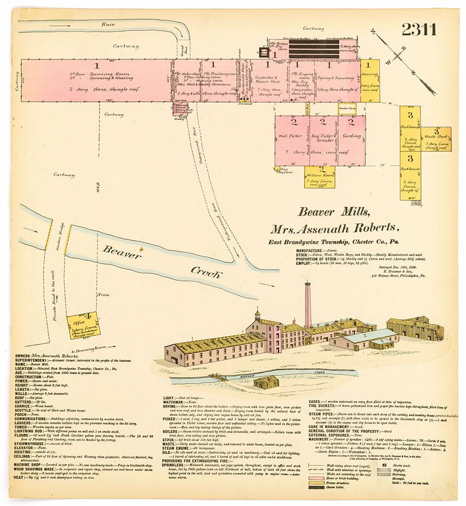 Hexamer General Surveys, Volume 24, Plate 2311
