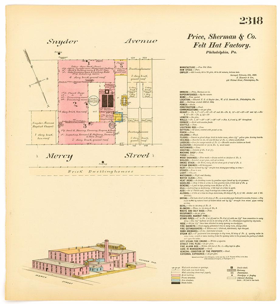 Hexamer General Surveys, Volume 24, Plate 2318
