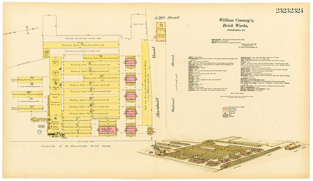 Hexamer General Surveys, Volume 24, Plates 2323-2324