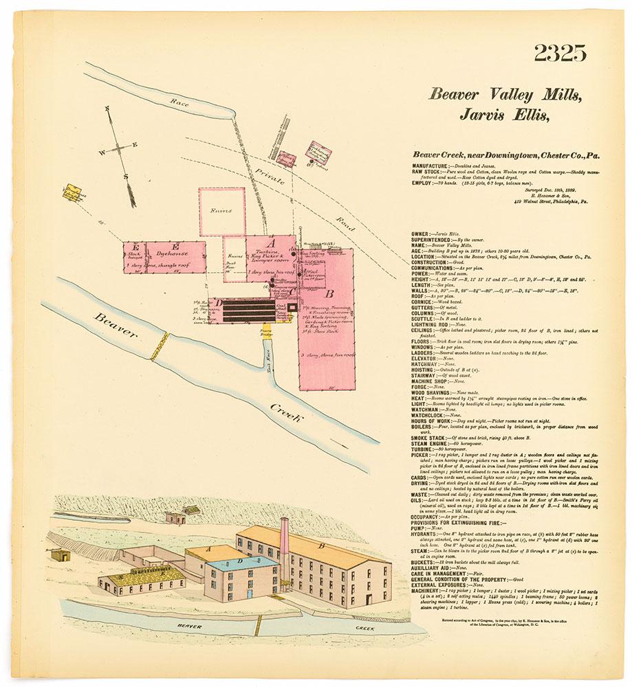 Hexamer General Surveys, Volume 24, Plate 2325