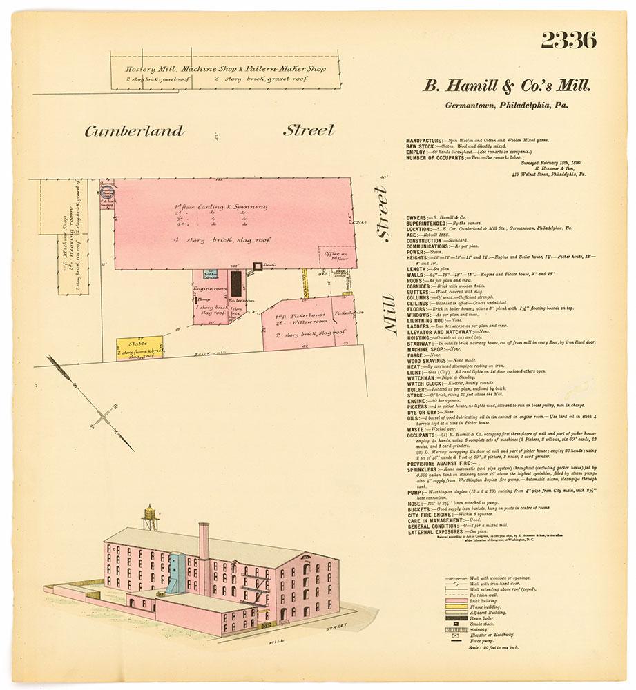 Hexamer General Surveys, Volume 24, Plate 2336