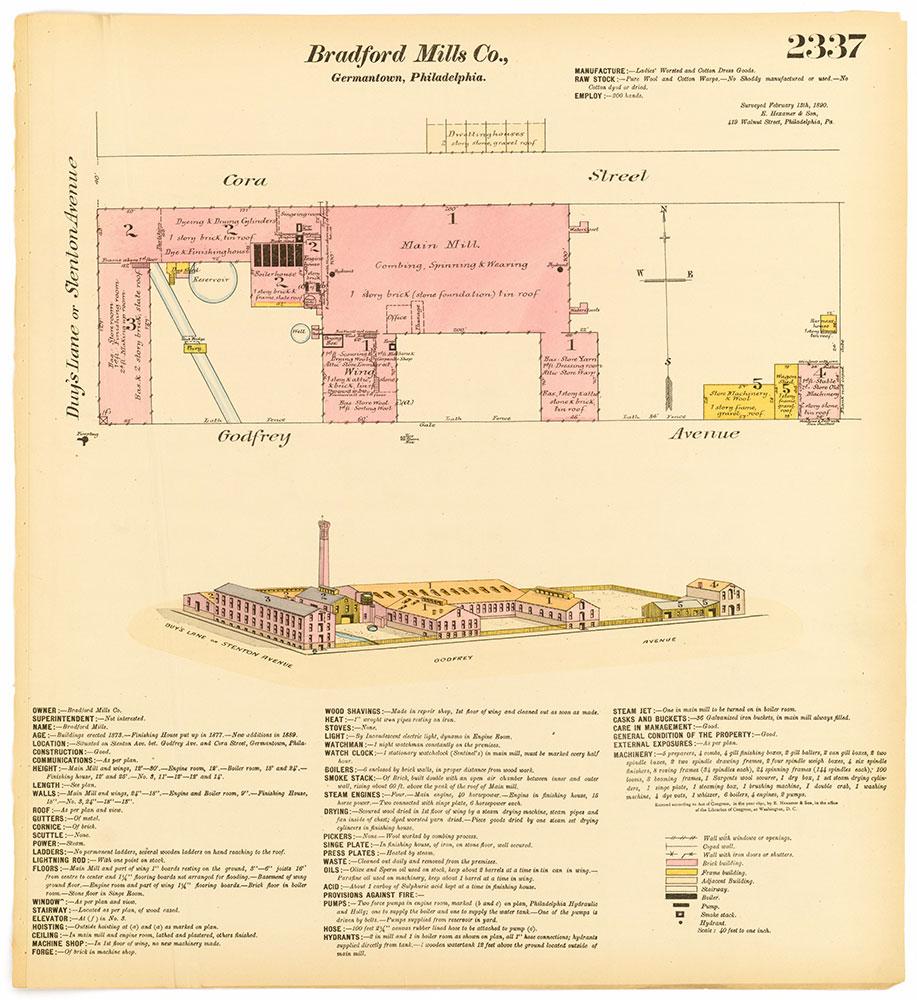 Hexamer General Surveys, Volume 24, Plate 2337