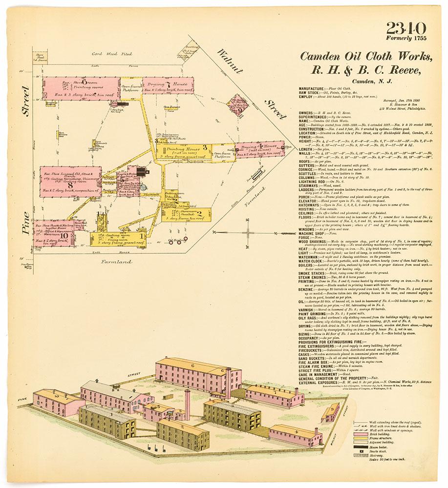 Hexamer General Surveys, Volume 24, Plate 2340