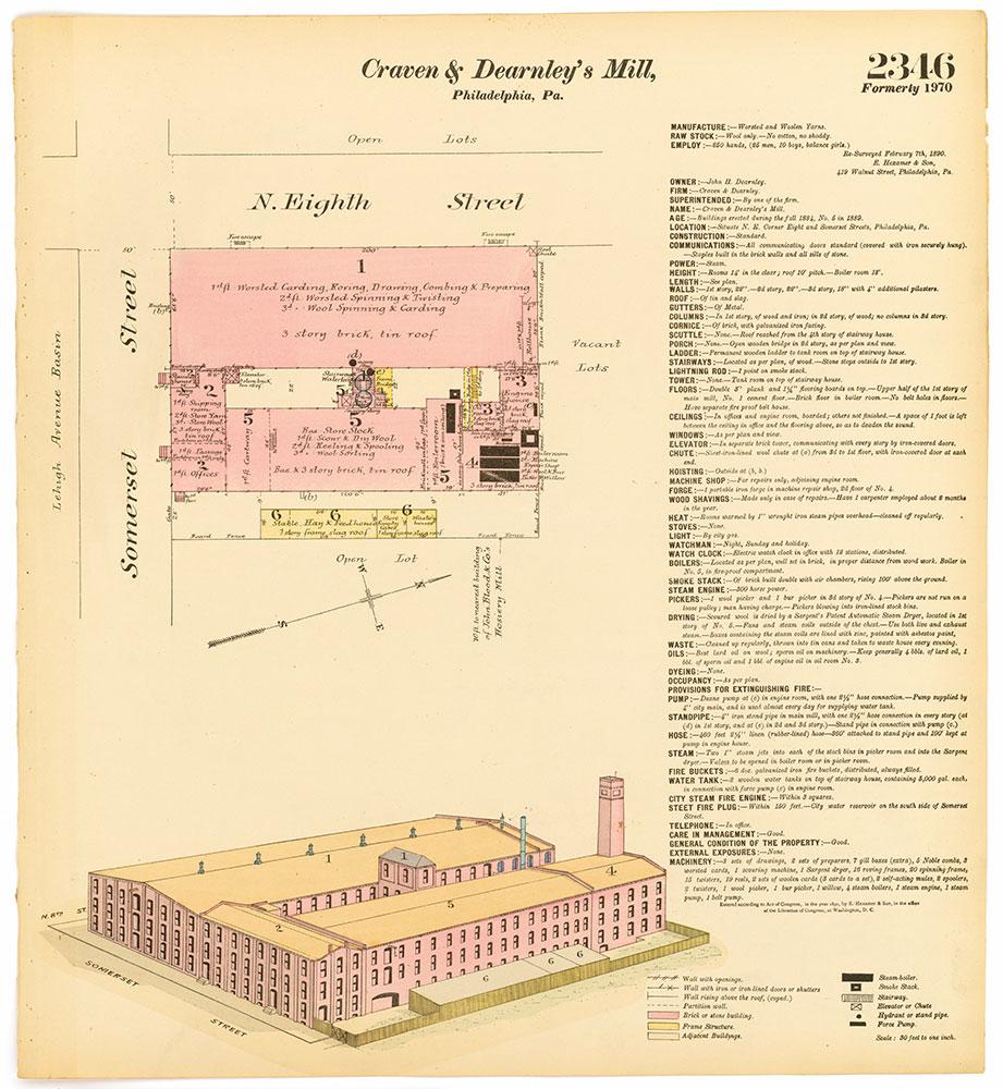 Hexamer General Surveys, Volume 24, Plate 2346