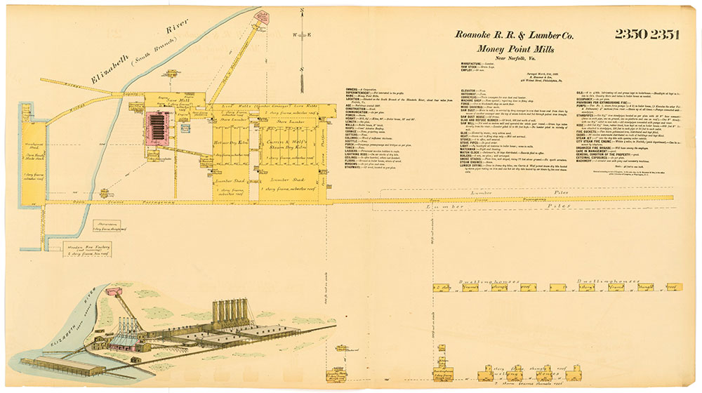 Hexamer General Surveys, Volume 24, Plates 2350-2351