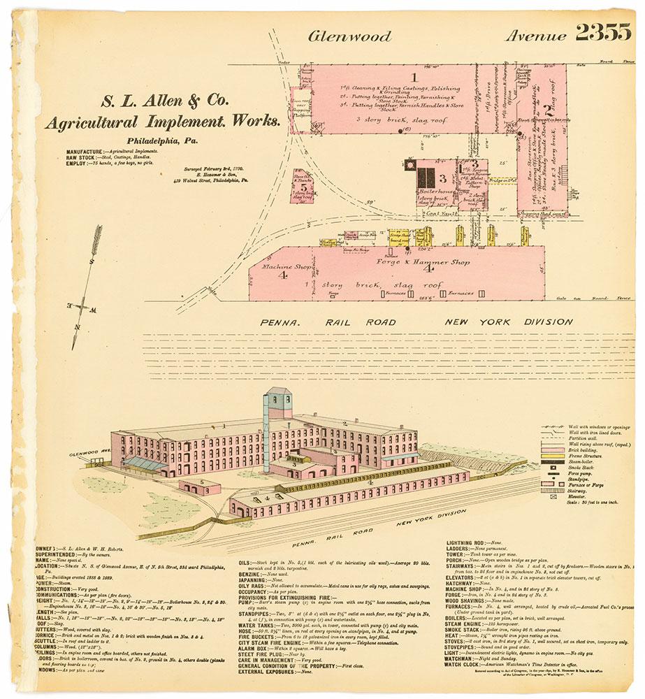 Hexamer General Surveys, Volume 24, Plate 2355