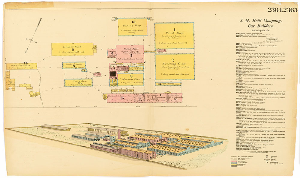 Hexamer General Surveys, Volume 25, Plates 2364-2365