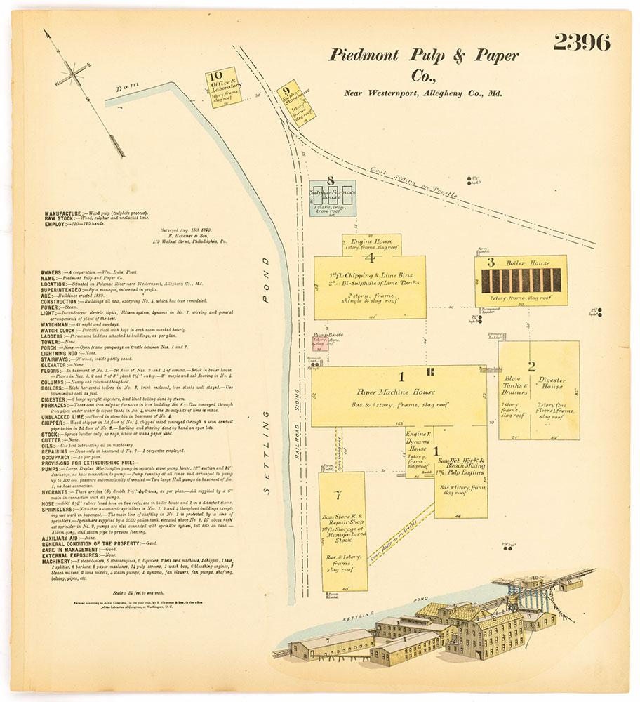 Hexamer General Surveys, Volume 25, Plate 2396