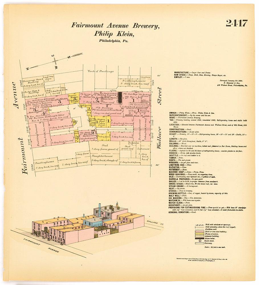 Hexamer General Surveys, Volume 25, Plate 2417