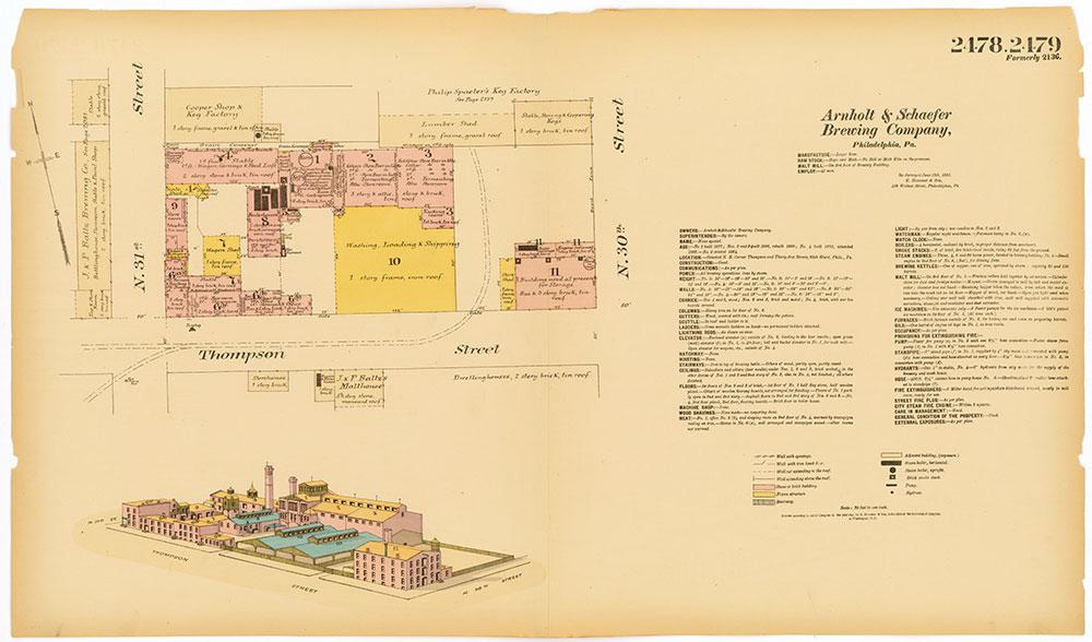 Hexamer General Surveys, Volume 26, Plates 2478-2479