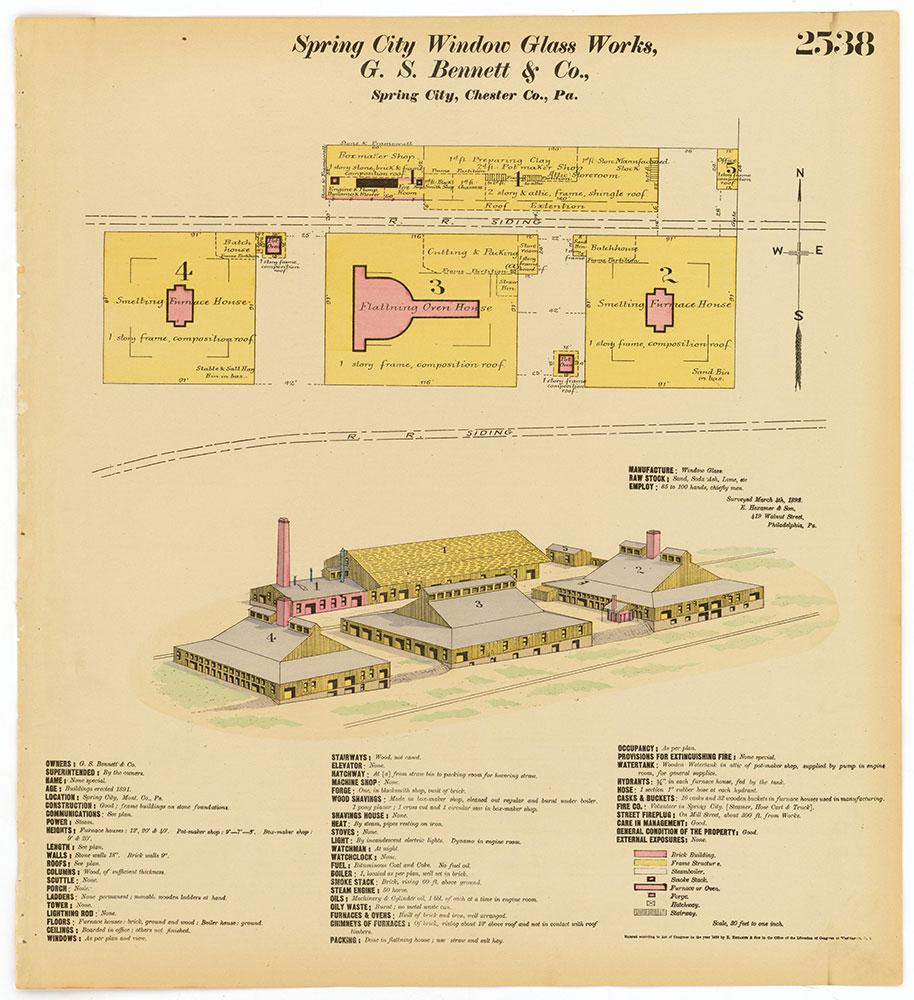 Hexamer General Surveys, Volume 26, Plate 2538