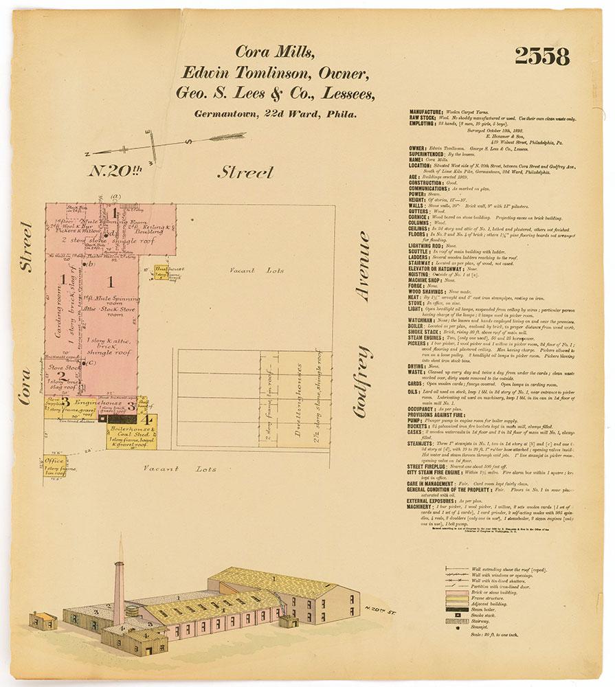 Hexamer General Surveys, Volume 27, Plate 2558