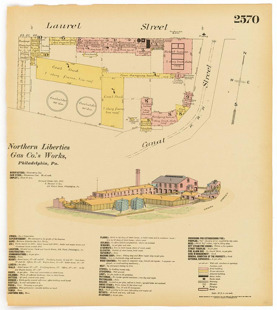 Hexamer General Surveys, Volume 27, Plate 2570