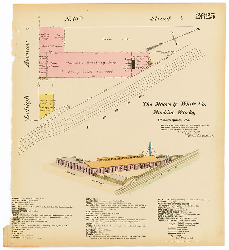 Hexamer General Surveys, Volume 27, Plate 2625