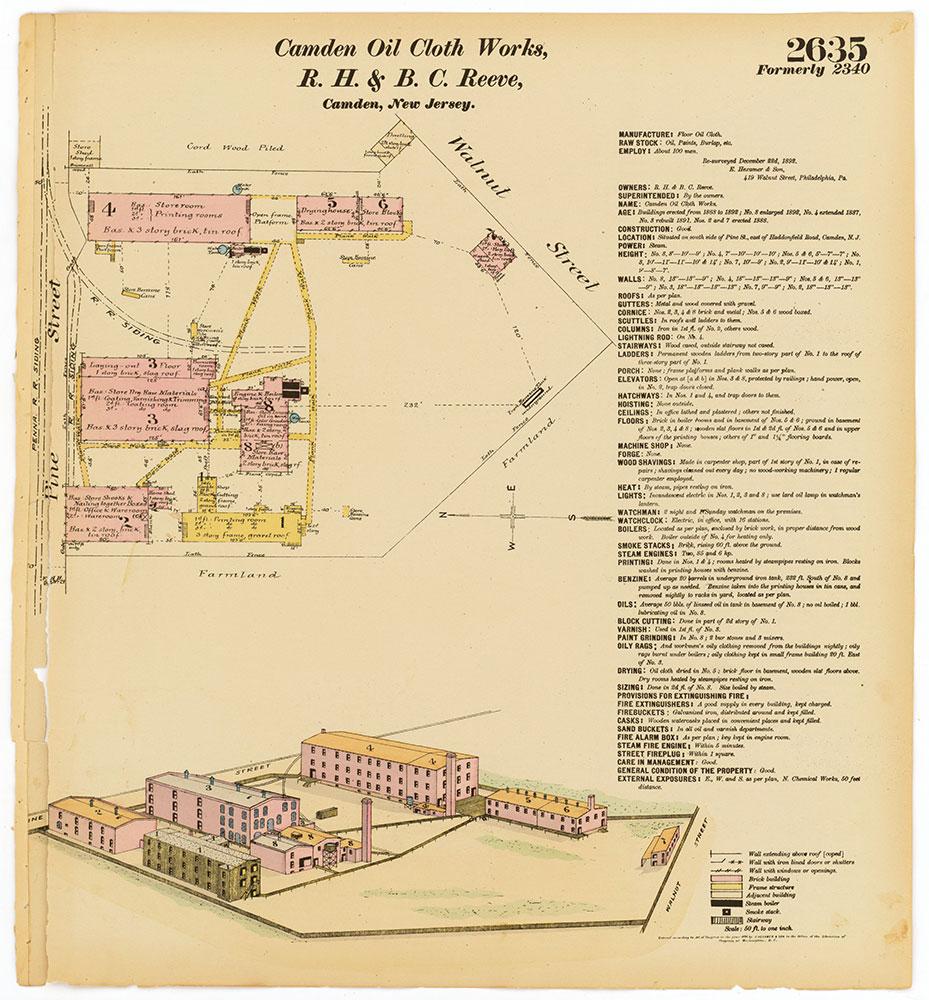 Hexamer General Surveys, Volume 27, Plate 2635