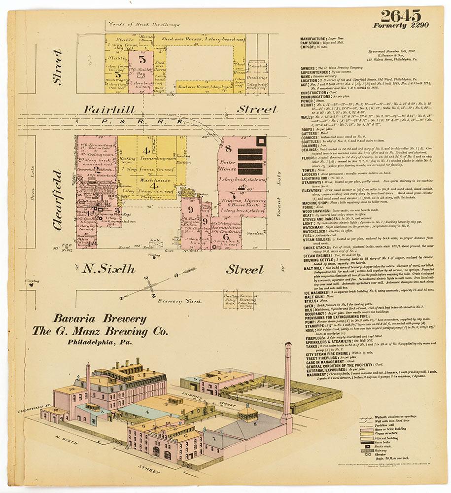 Hexamer General Surveys, Volume 27, Plate 2645
