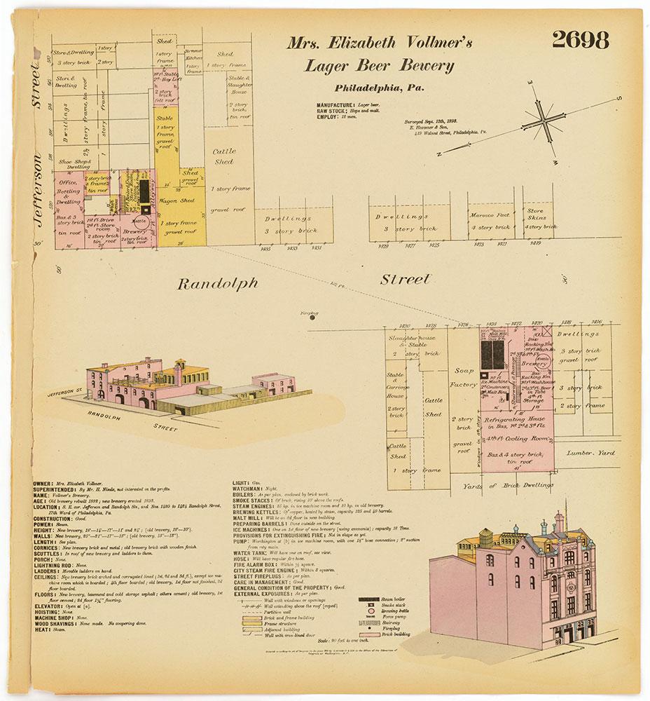 Hexamer General Surveys, Volume 28, Plate 2698