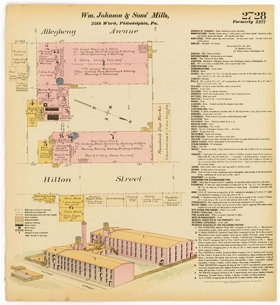 Hexamer General Surveys, Volume 28, Plate 2728