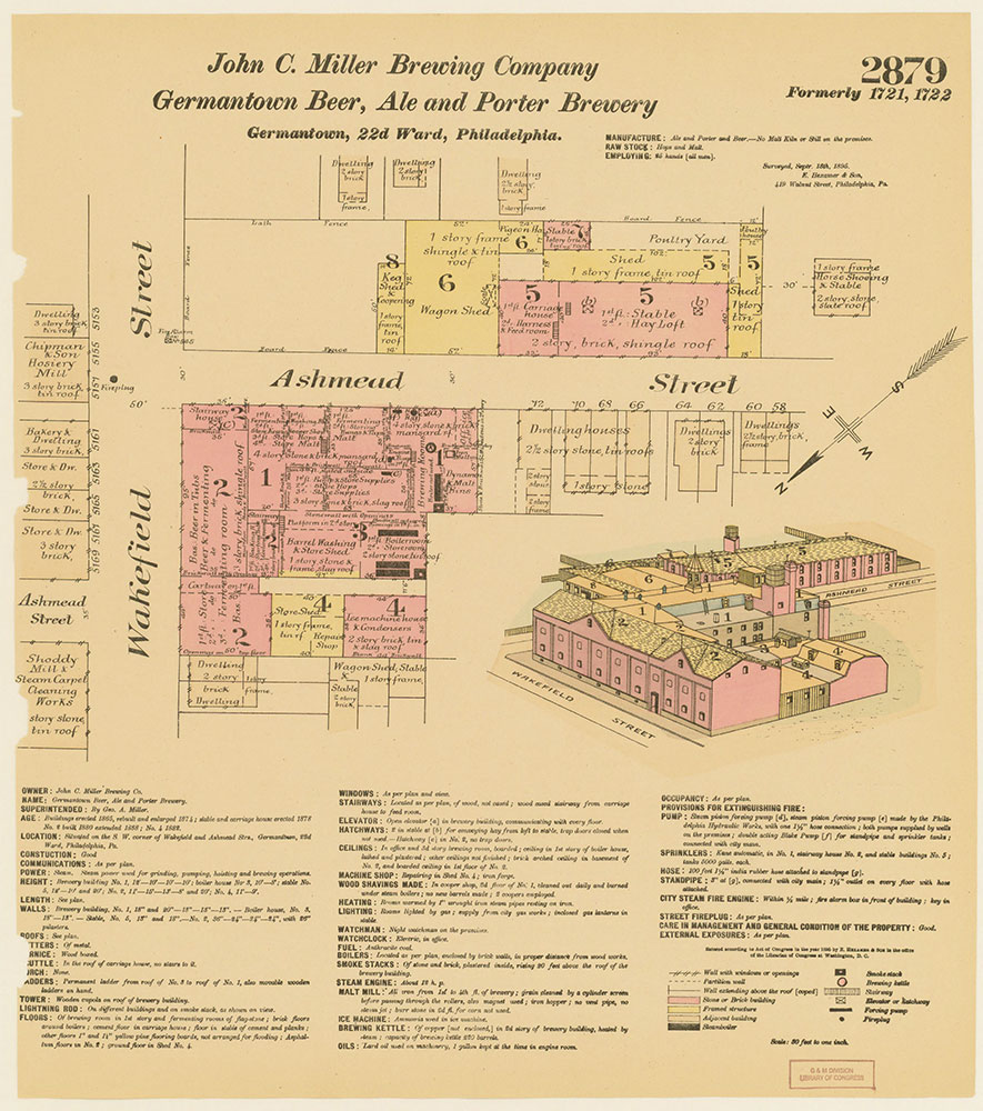 Hexamer General Surveys, Volume 30, Plate 2879