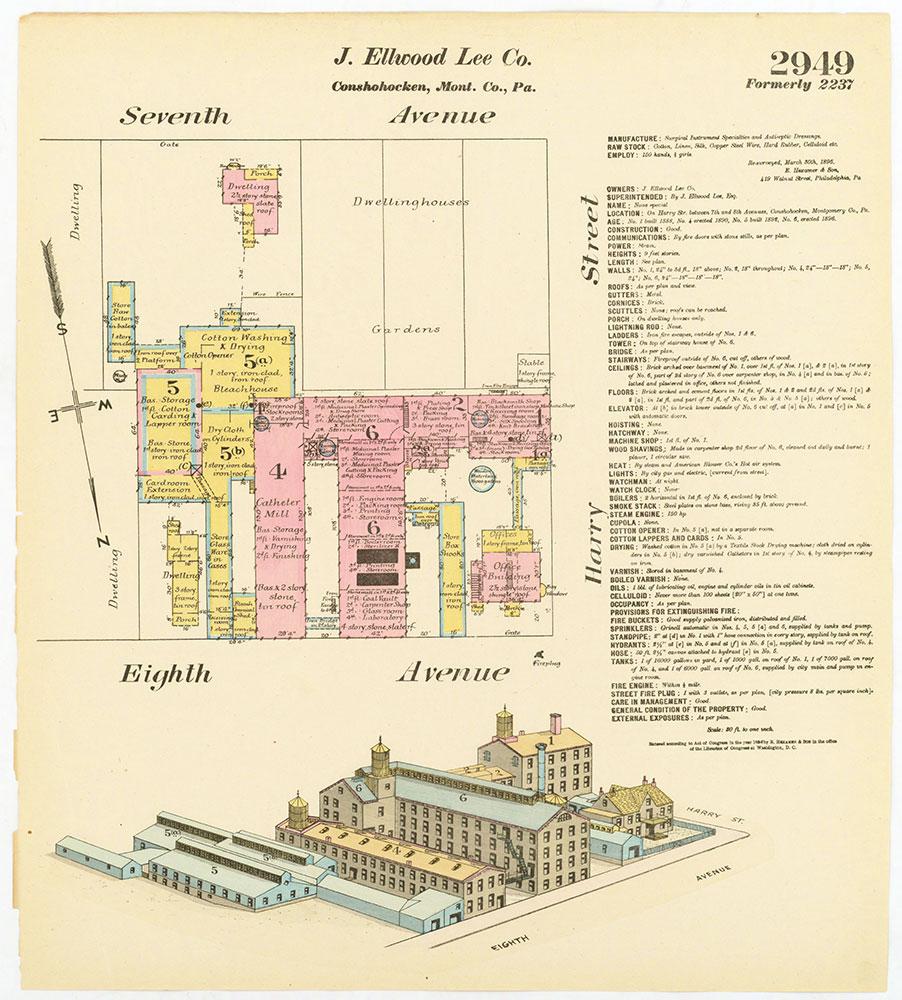 Hexamer General Surveys, Volume 30, Plate 2949