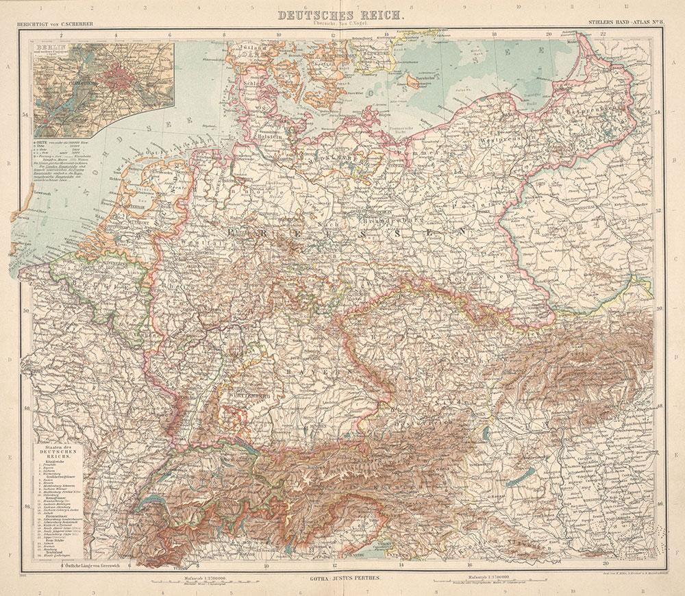 Stielers Hand-Atlas, 8