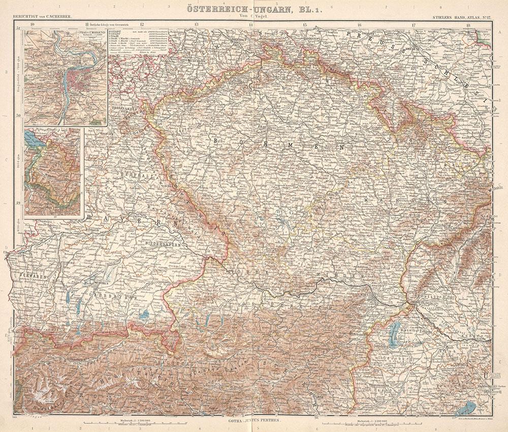 Stielers Hand-Atlas, 17