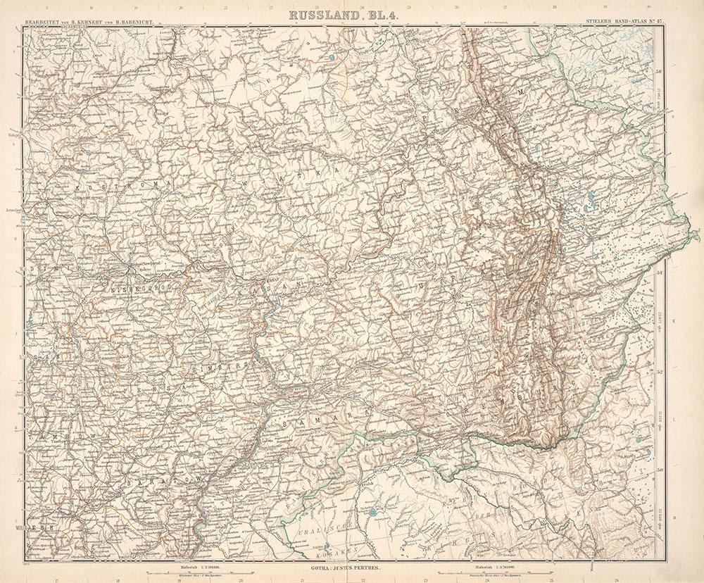 Stielers Hand-Atlas, 47